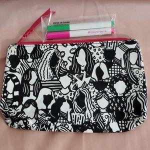 ❇2/$8❇ NWOT makeup bag